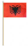 HAND WAVING FLAG - Albania